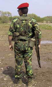南ベトナム軍風に着こなそう!